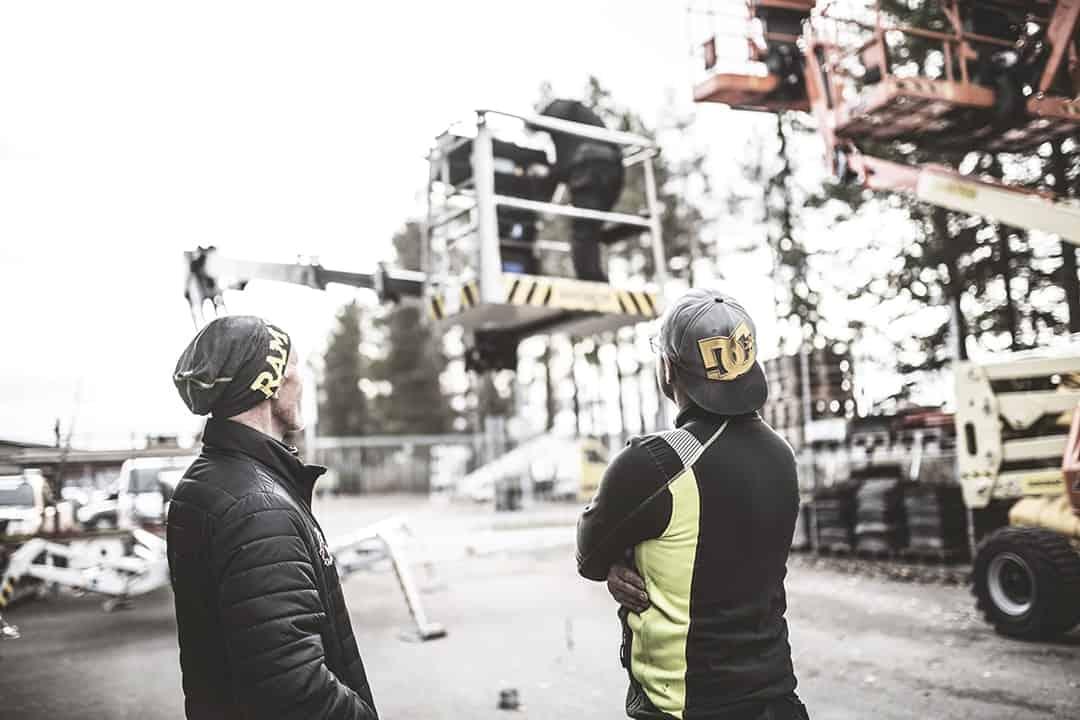 Många kompetensområden att hålla reda på i bygg och anläggningsbranschen