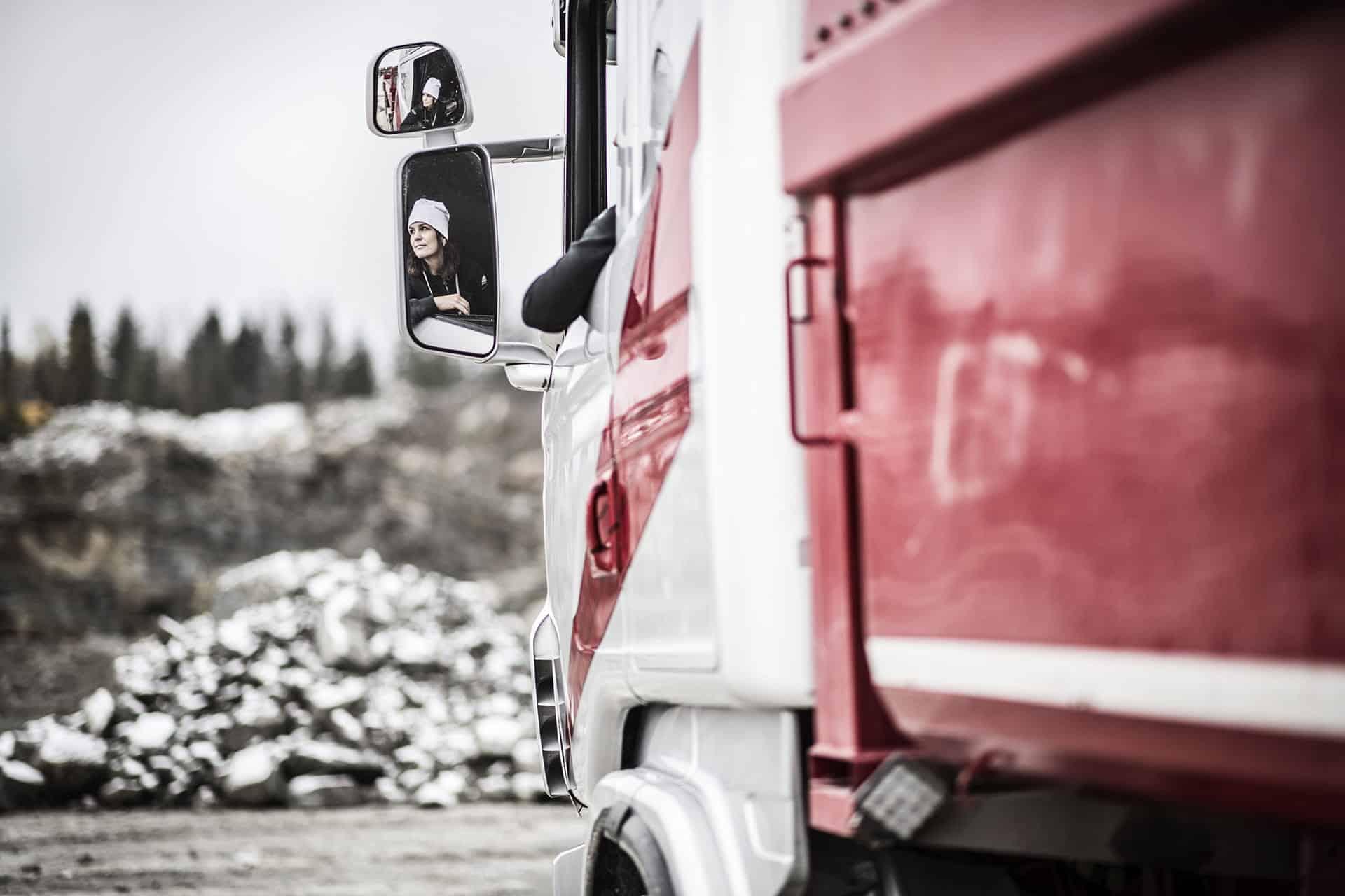 Nya yrkesvägar i transportbranschen